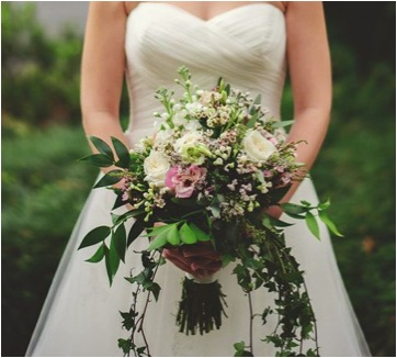 greenery bouquet